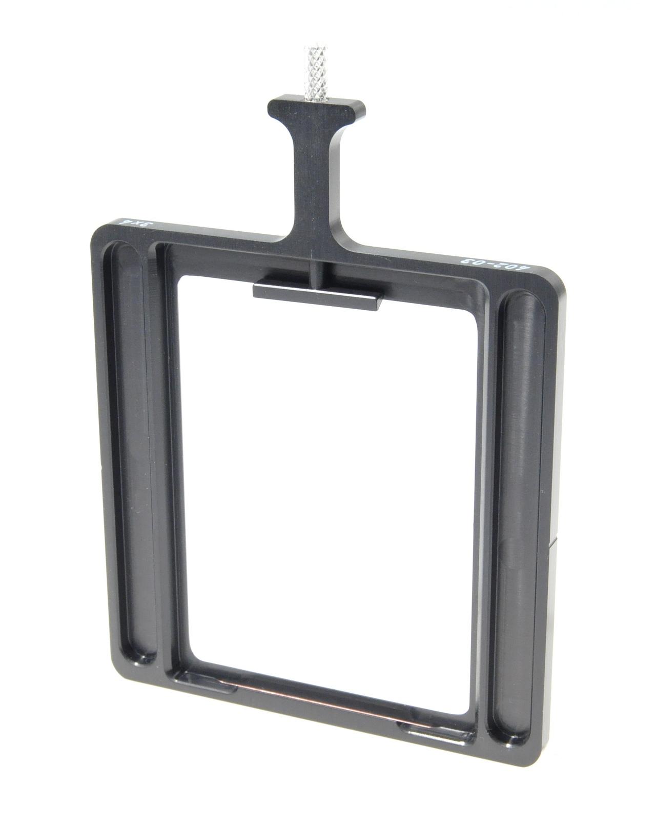 Filterhalter 3x4 (110mm breit)