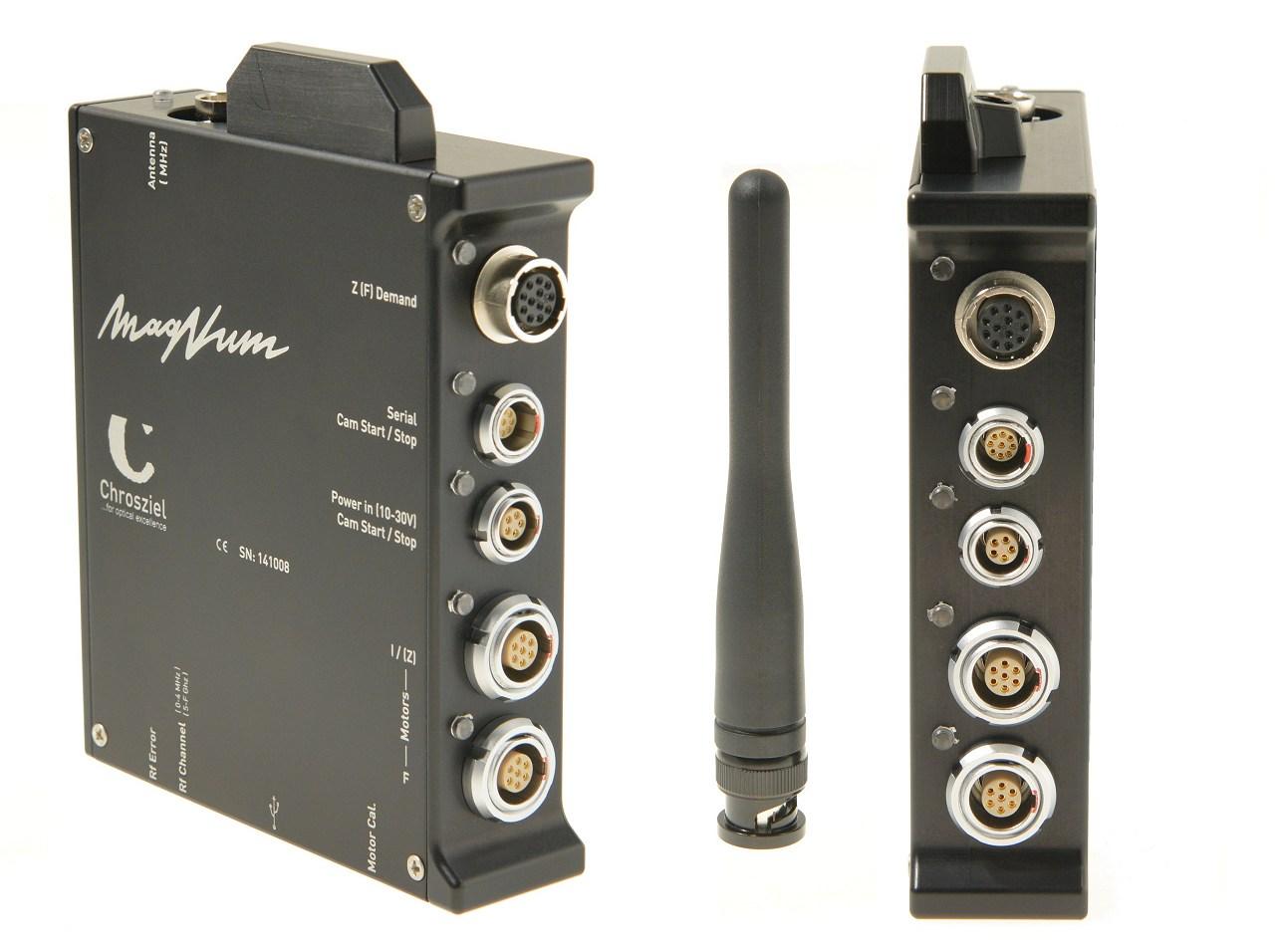 MagNum Receiver w. Antenna