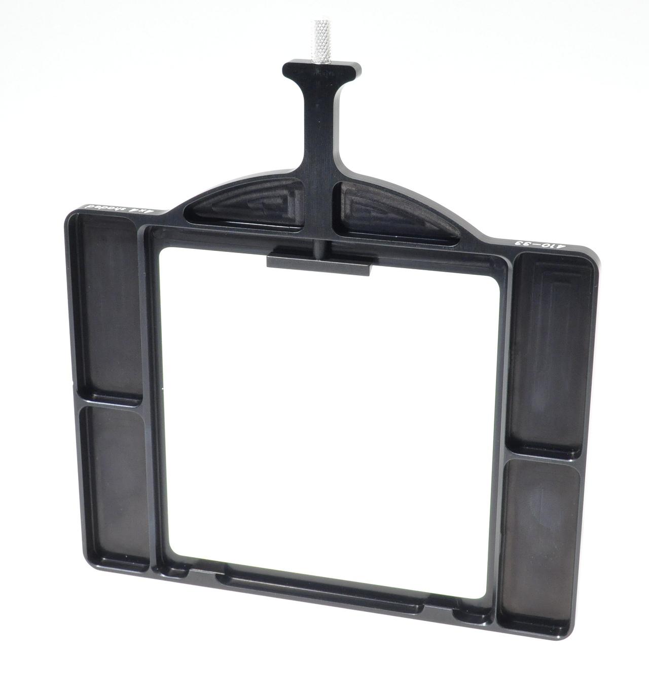 Filterhalter 4x4 beidseitig schattiert (150mm breit)