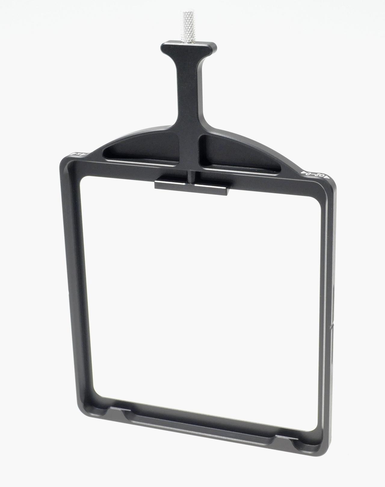 Filterhalter 4x4 (110mm breit)