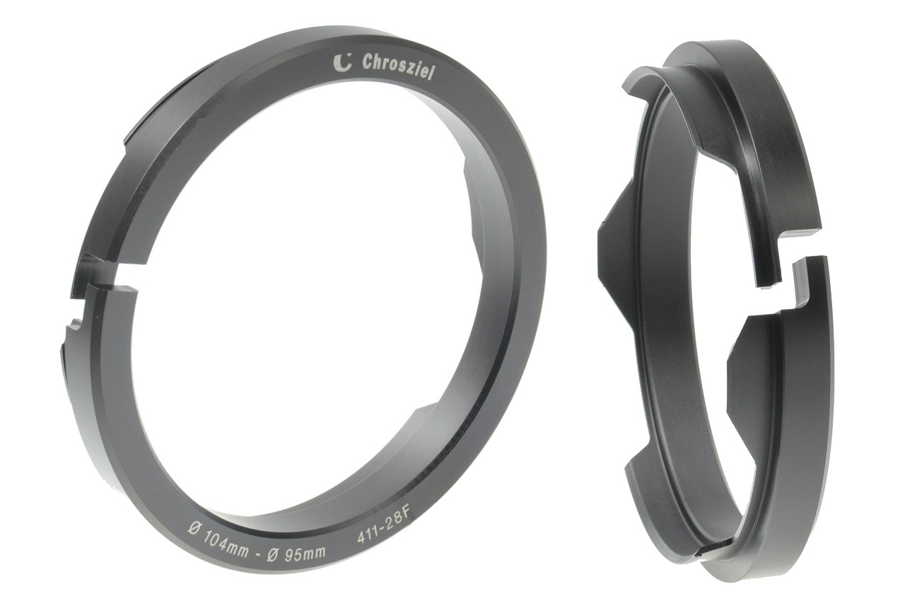 Step-down Ring Ø 104:95 for WW