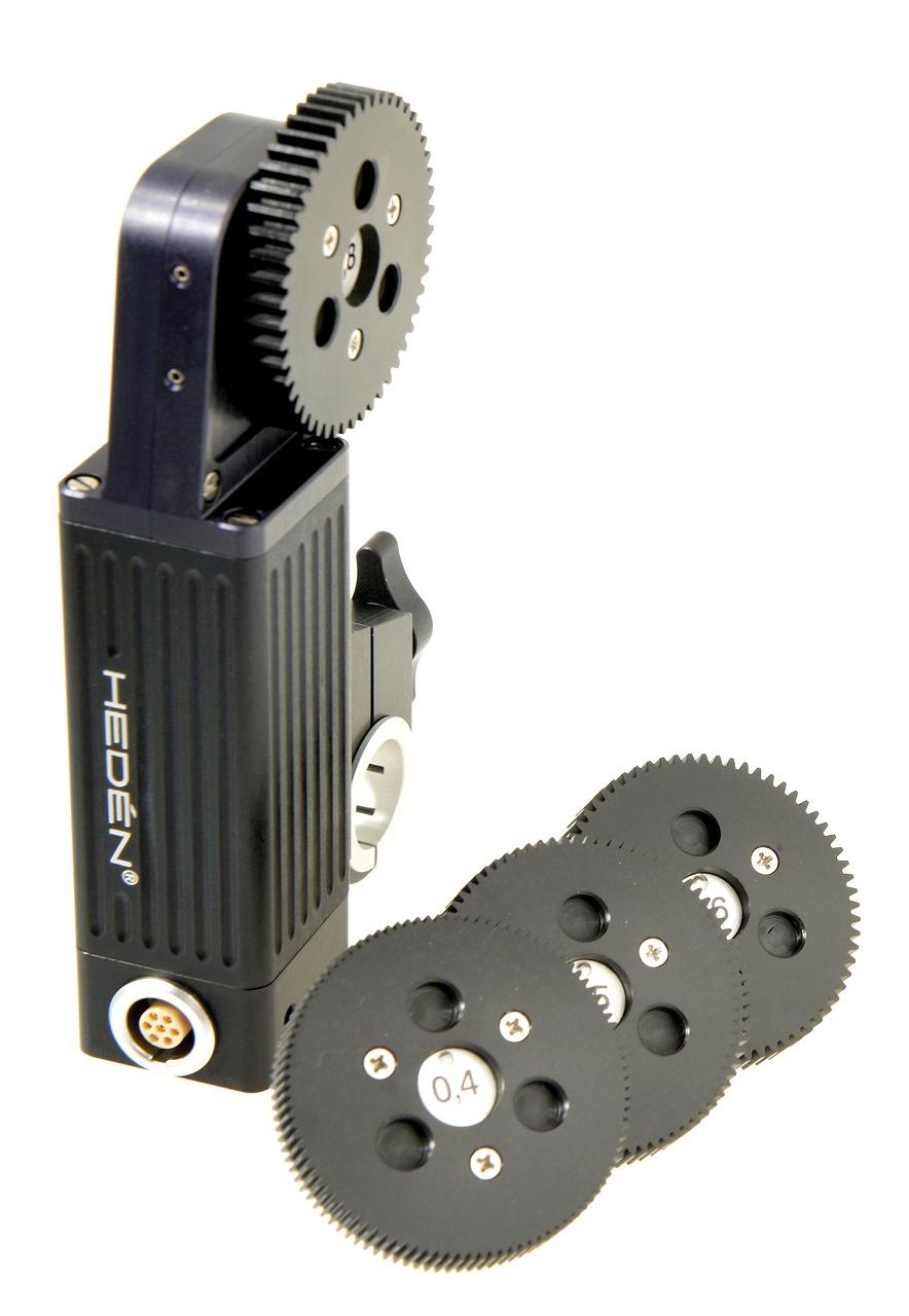 Digital Heden Motor dig. encoder