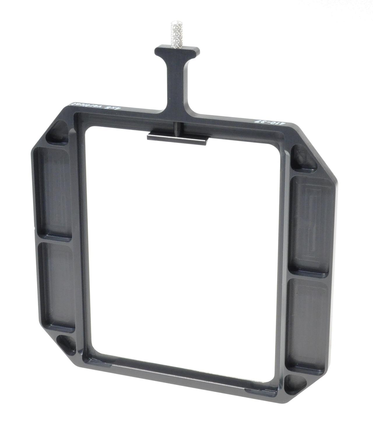 Filterhalter 4x5, vertikal,150mm