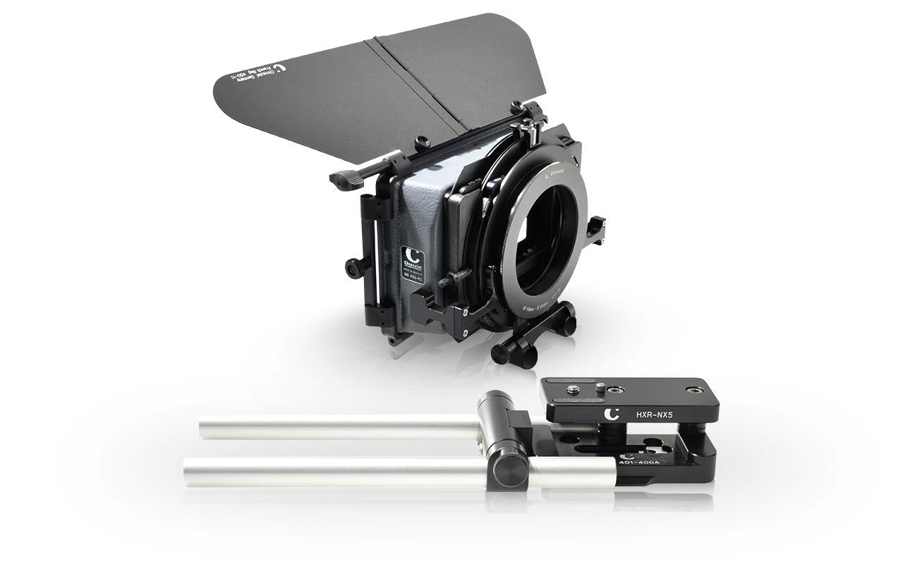 Mattebox Kit für Sony HXR-NX5