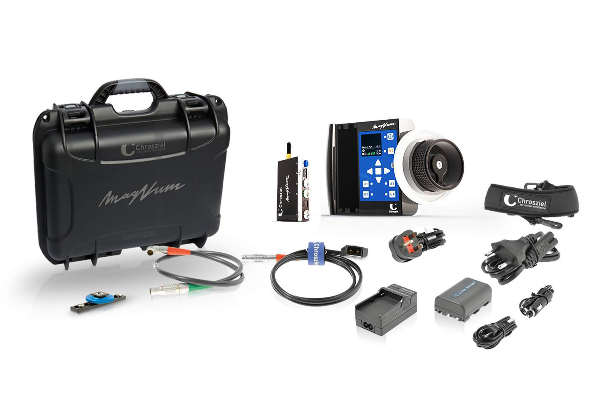 MagNum Mini KIT 1-Channel, without motor