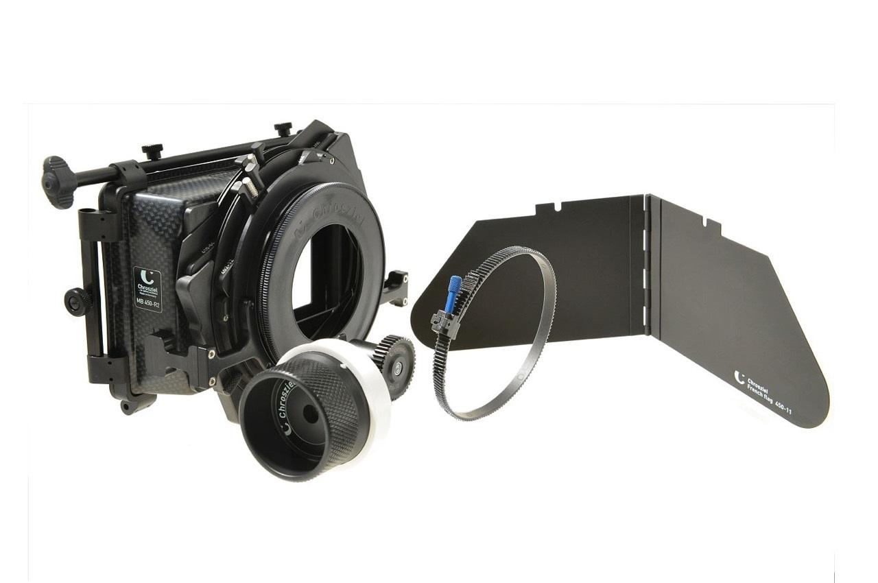 450-R20 Mattebox Kit mit DV-StudioRig für URSA Mini