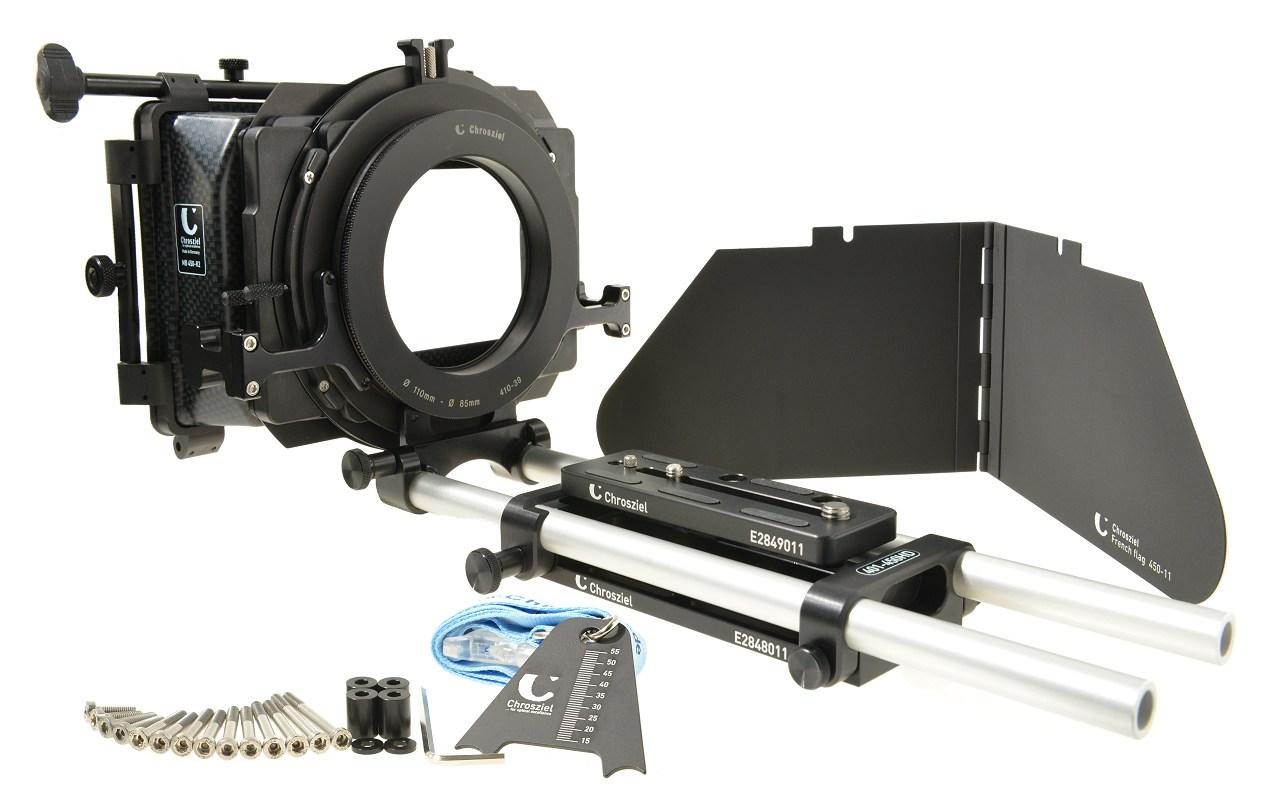 Mattebox Kit für Sony PMW-300/200