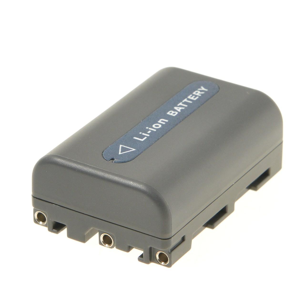 Akku Typ NP-FM50/55 f. MagNum