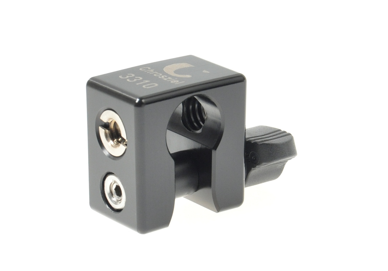 Acessory clamp for Ø 15 mm rods
