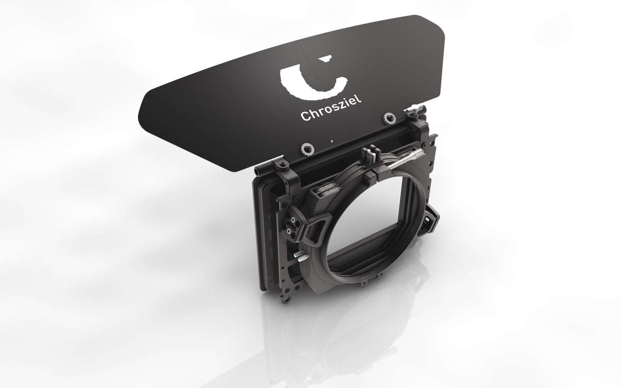 Clamp-On MatteBox MB 565 Double
