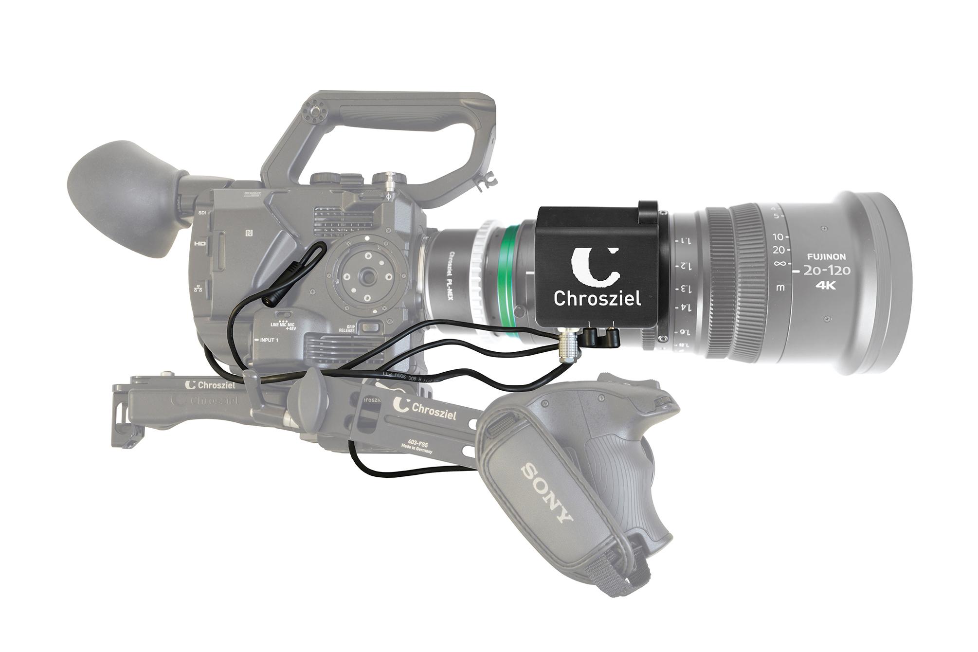 Zoom-Motor Fujinon XK ver 2