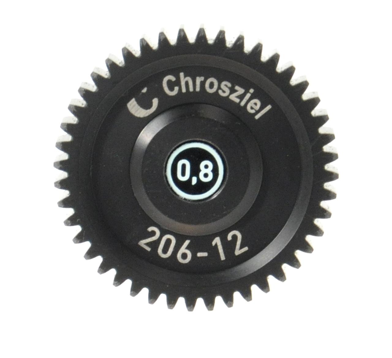 Zahnrad für 206-05S + 206-60S, mod 0.8, Ø 36,8mm