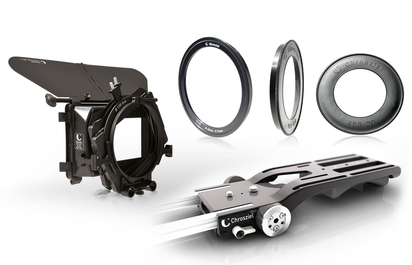 Mattebox Kit 450W for Sony PXW-FS7
