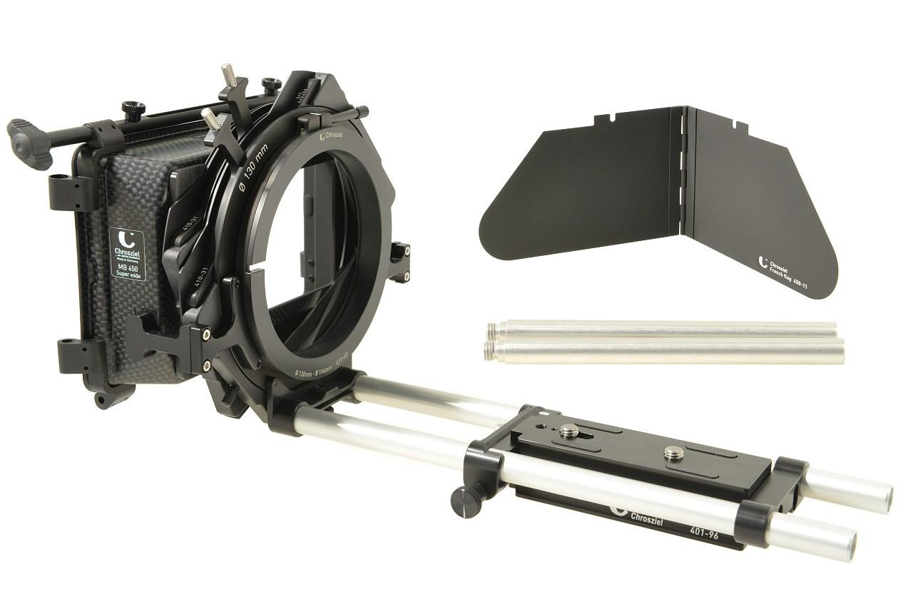 Kit 450W Sony F5/ F55 Ø114mm HD