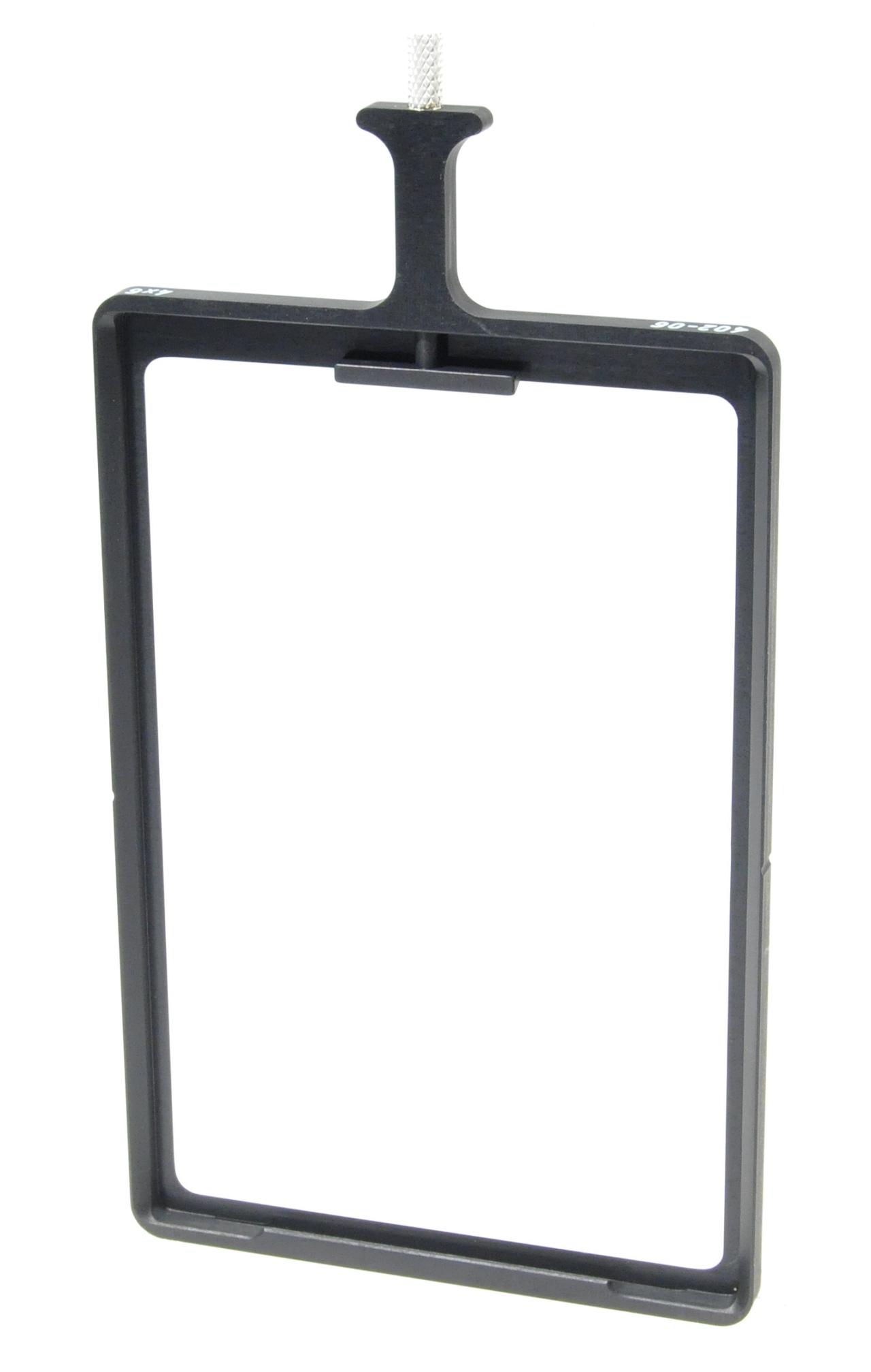 Filterhalter 4x6, 110mm vertikal