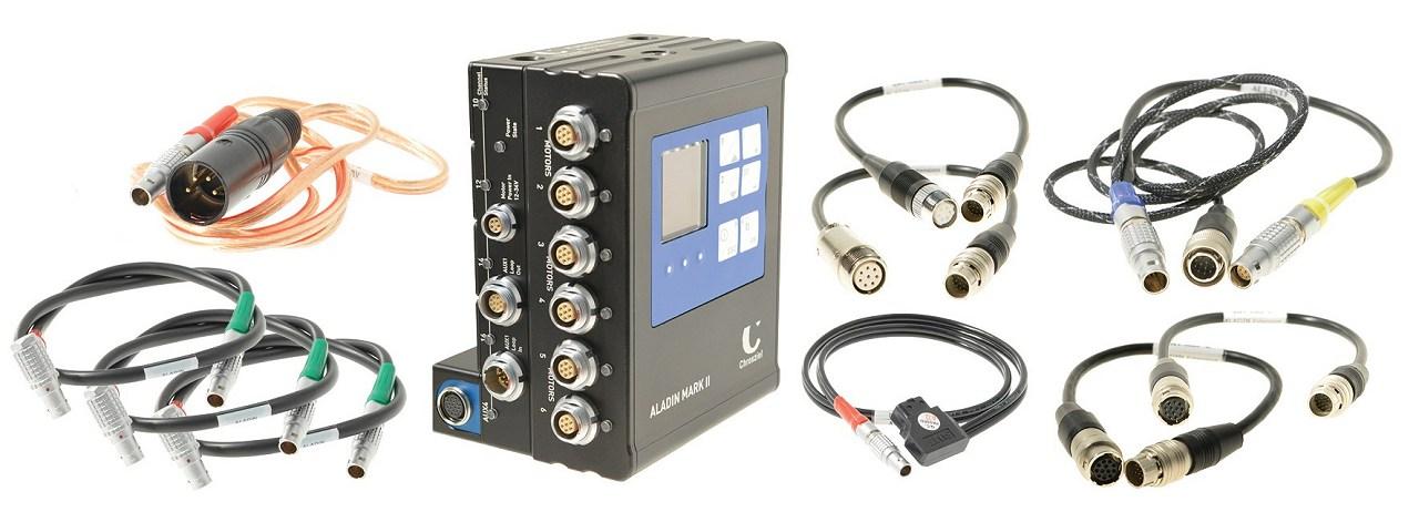 Aladin2 Broadcast Basic Setup Kit