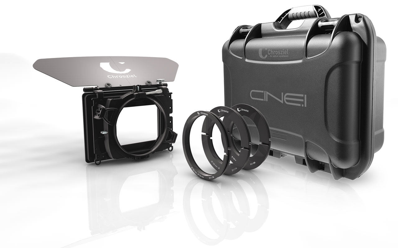 Clamp-On MatteBox Kit MB 565 Double
