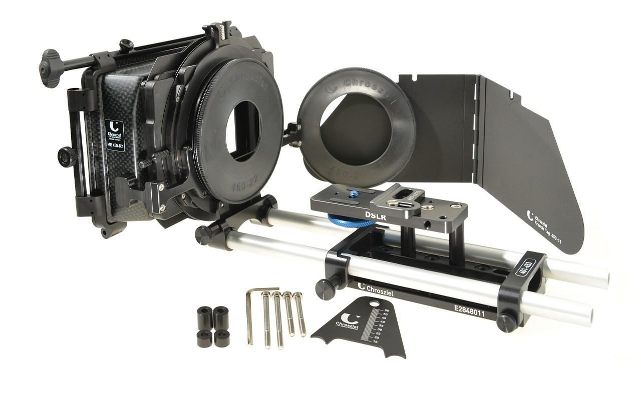 Mattebox Kit für DSLR Kameras
