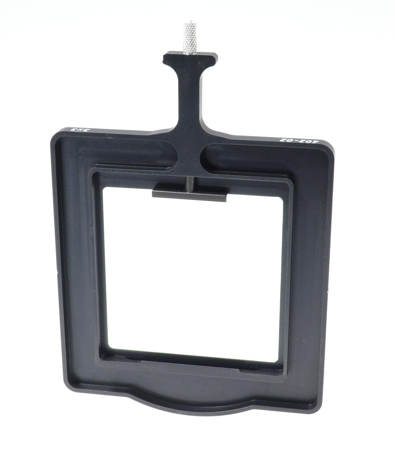 Filterhalter 3x3  (110mm breit)
