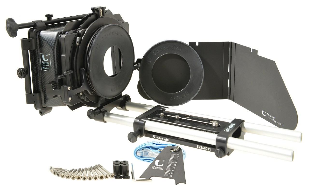 Mattebox and Light Weight Support Kit allround