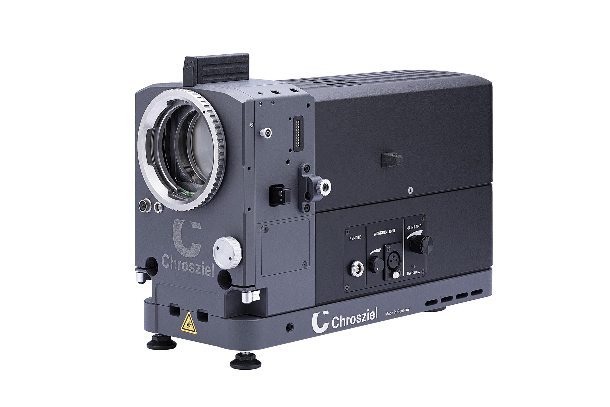 Lens Testing Projector P-TP7II