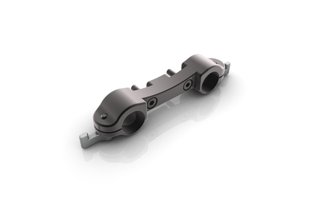 Rohrklemme Ø 15mm f. MB 565