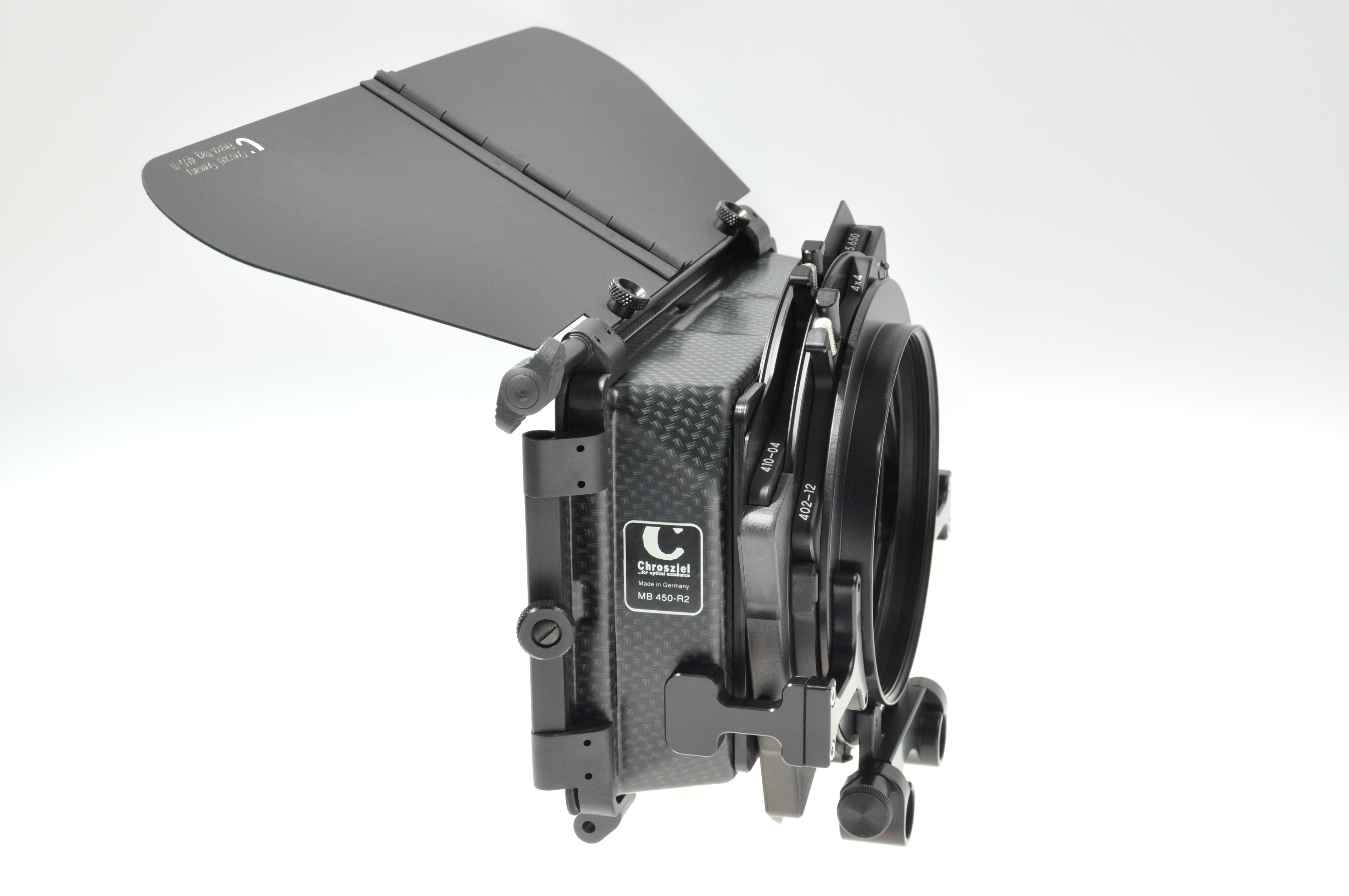 MatteBox 450R2, w. Double-Rotating-Filter Stage, dia.114/110