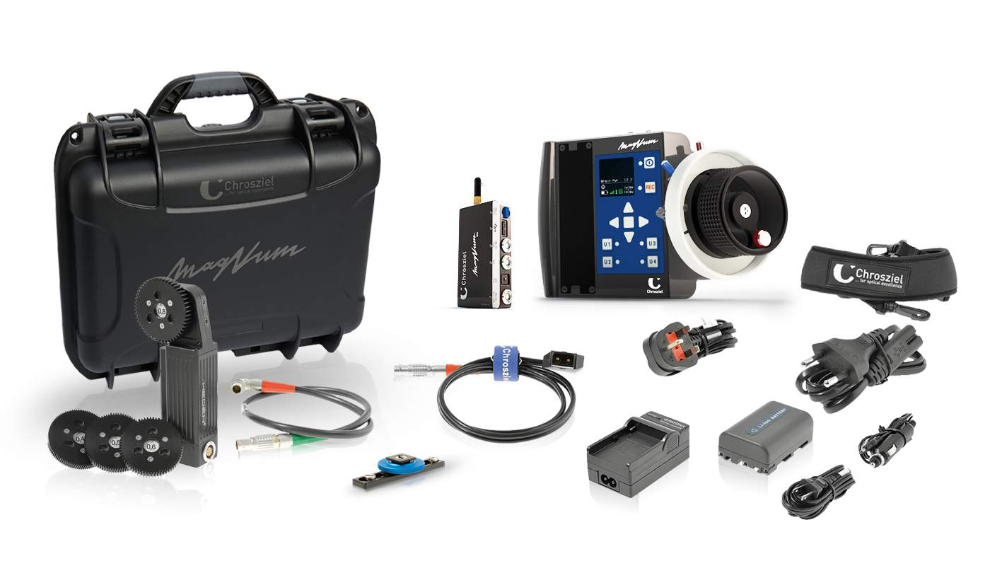 MagNum Mini Superior KIT 1-channel with Heden Motor
