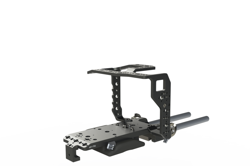 Kit LWS + Cage + Handle for Canon EOS C70