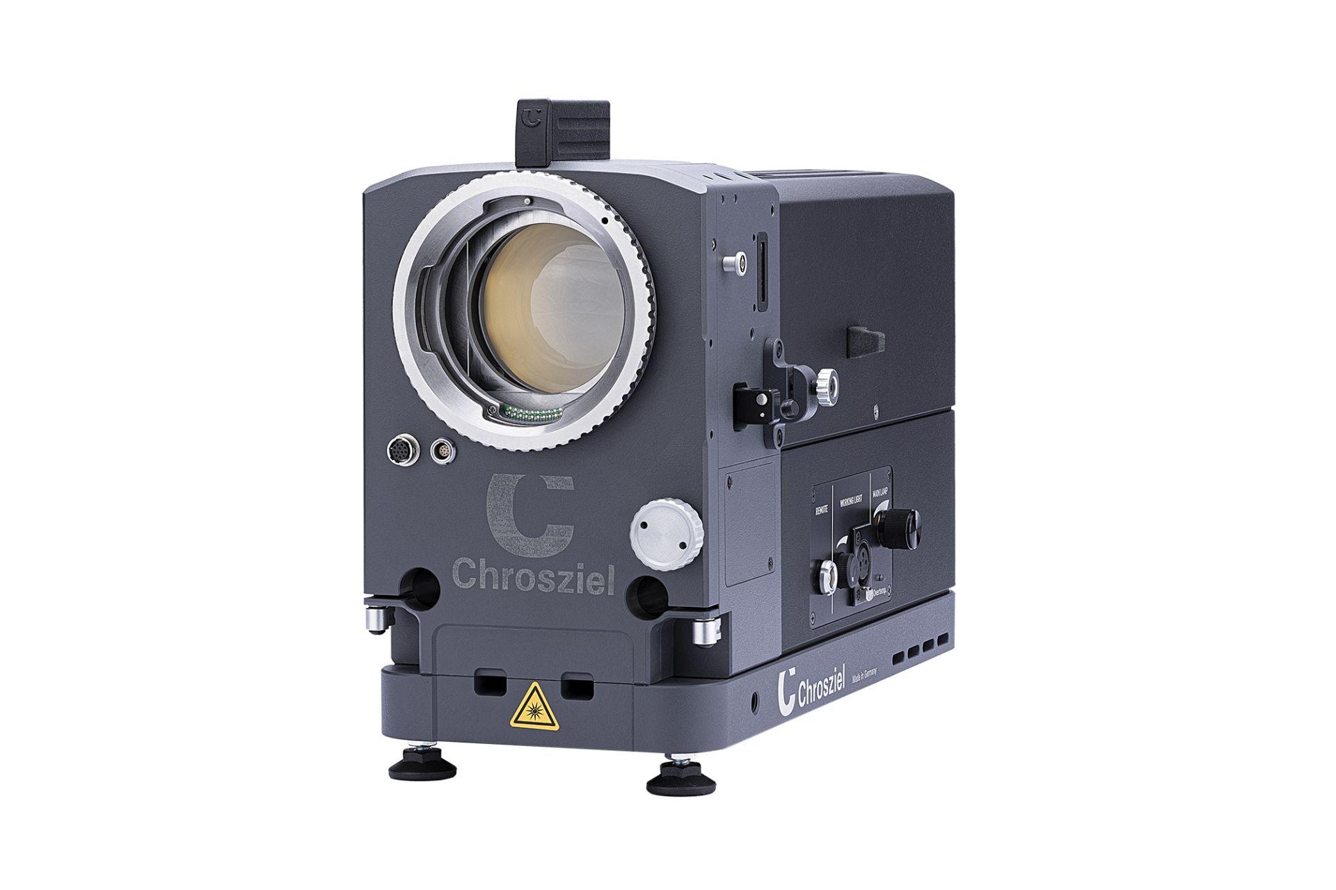 Objektiv-Prüfprojektor P-TP7 II